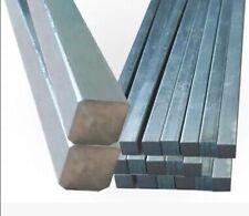 Titanium Ti Grade 2 Gr.2 GR2 Metal square Rod 6 x 6 x 250mm