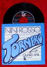 Single Nini Rosso: Tornero / Guard Rail