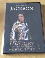 Michael Jackson HIStory World Tour DVD - Live In Munich 1997
