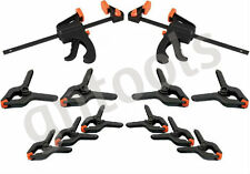 SET F Craft Model Modelling Hobby Craft Tools Clamps Suit Airfix Hornby Trains
