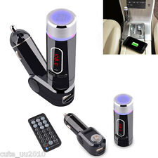 In-Car Bluetooth HandsFree Calling System With FM Transmitter With Music Control
