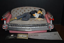 Elvis Cadillac Couch Fan Mail Treasure Box Collectable Vandor Y2K  #1161 RARE