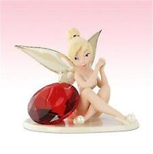 LENOX Disney TINKERBELL Tink's Glittery JULY Birthstone Gift Figurine NEW