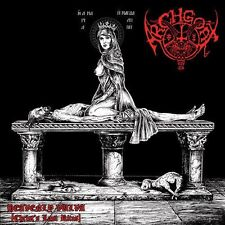 Archgoat - Heavenly Vulva (Christ's Last Rites) CD 2015 digi black metal