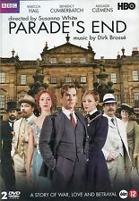 Parade's End (music by Dirk Brossé) (2 DVD)