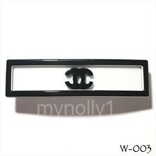 New! VIP Gift from Chanel Hair Barrette - White