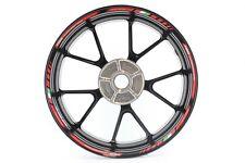 Liserets de jantes Ducati Hypermotard 796 Rouge