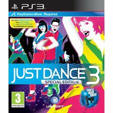 JUST DANCE 3 Special Edition ~ PS3 (in Great Condition)