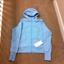 LULULEMON SCUBA Stretch Hoodie Caspian Blue Light Baby Blue NWT 12