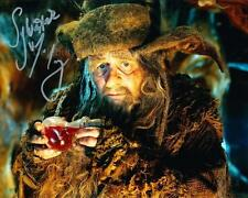 SYLVESTER McCOY as Radagast - The Hobbit GENUINE AUTOGRAPH UACC (R8288)