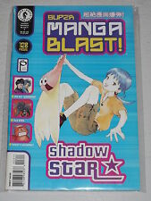 SUPER MANGA BLAST #3 DARK HORSE COMICS MAGAZINE MAY 2000