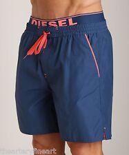 DIESEL Beachwear 'Dolphin' Men's Swim Suit / Bathing Trunks Board Shorts S *NWT*