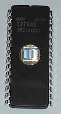 2 pcs.  uPD2764D  D2764D  NEC  8 x 8 KBit UV-EPROM CDIP28 - wahrsch. 1x gelöscht