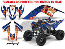 AMR RACING DEKOR GRAPHIC KIT ATV YAMAHA RAPTOR 125/250/350/660/700 JACKPOT B