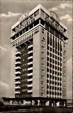 Velbert Rheinland Postkarte 1979 gelaufen Partie am Wasserturm Hochhaus