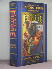 1st,The Collected Captain Future Volume 2:Man of Tomorrow by Edmond Hamilton,oop