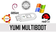 MULTIBOOT POUR CREER UNE CLE USB BOOTABLE (WINDOWS,UBUNTU,LINUX MINT,DEBIAN,ETC)