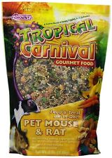 F.M. Brown's Tropical Carnival Mouse and Rat Food, 2-Pound (44717-9) NEW (AOI)
