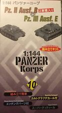 1/144 Dragon Panzer Korps (4 Pack) #9.10.11 & 12