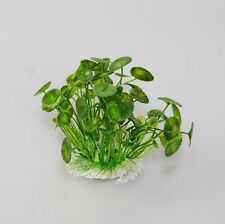 Realistic Decorative Aquarium Fish Tank Ornament Plastic Plant 30122