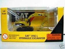 CAT 315C L HYDRAULIC EXCAVATOR Die-cast 1:87 MODEL