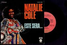 """NATALIE COLE - This Will Be / Joey - Promo SPAIN 7"""" Emi / Capitol 1975 - Vinilo"""