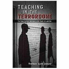 Teaching in the Terrordome: Two Years in West Baltimore with Teach for-ExLibrary