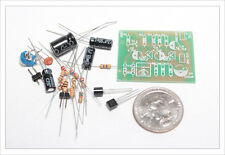 DIY electronic Kit - RC oscillator Signal Generator pulse adjustable frequency