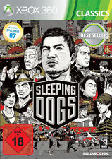 Microsoft XBOX 360 Spiel ***** Sleeping Dogs *************************NEU*NEW*18