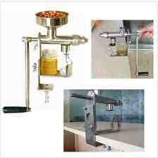 HOT manual oil press machine oil expeller Oil Extractor Stainless Steel