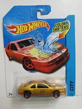 HOT WHEELS CITY COLOR SHIFTERS - T-BIRD STOCKER