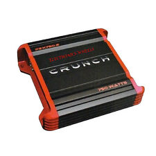 BRAND NEW! CRUNCH PZX750.2 2-channel Powerzone Car Amplifier 750W Peak Power