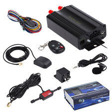 Hot Mini GPS/SMS/GPRS Tracker TK103B Vehicle Car Realtime Tracking Device System