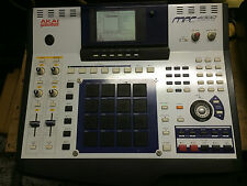 "AKAI MPC 4000 MPC4000 mpc4000 DRUM SAMPLER 512m/CD/HD ""BROOKLYNS HOT DRUMS"" CD"