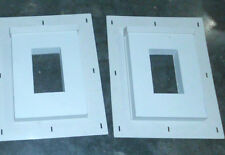 "Sturdi Build Receptacle Mount 6"" x 8 1/2"" ( 2 pieces )(C-5)"