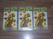 READYROLL scooby doo autocollante quick sticks x3 packs