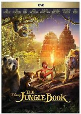 The Jungle Book DVD NEW 2016 Anime Family Adventure SEALED SHIPPING TODAY !!