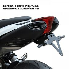 Support de plaque d'immatriculation/Queue tag Aprilia SMV 750 Dorsoduro,réglable