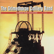 Grimethorpe Colliery Brass Band Old Rugged Cross: 34 Brass Band Favourit CD