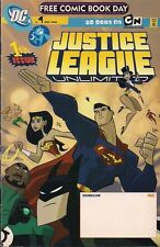 JUSTICE LEAGUE UNLIMITED #1 DC COMICS FREE COMIC BOOK DAY