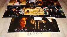 BLOOD the last vampire :  Rasuto buraddo  ! jeu 8 photos cinema lobby cards