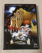 RED GARDEN Vol. 2 Breaking the Girls Anime Region 1 DVD Dub & Sub ADV Films MINT