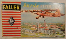Faller Burda Piper Faller PC 505 German Model COVER TO BOX ONLY Vintage 1950's