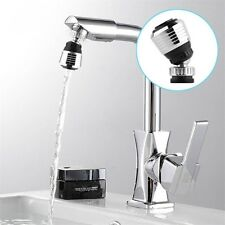 360 Rotate Faucet Nozzle Filter Adapter Tap Aerator Diffuser Kitchen UL