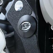 R&G BLACK RIGHTHAND FRAME INSERT for BMW S1000XR, 2015 to 2016