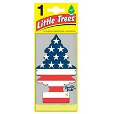 24 Pack Car Freshener Little Trees Air Freshener Vanilla Pride Scent - New