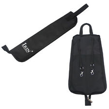 New Black Universal Waterproof Oxford Cloth Percussion Pro Drumstick Bag