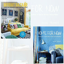 Home for Now and Bright Bazaar Collection 2 Books Set new