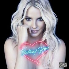 Britney Spears - Britney Jean [PA]  (CD, Dec-2013, RCA