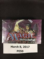MTG - Factory sealed English Urza's Legacy booster box